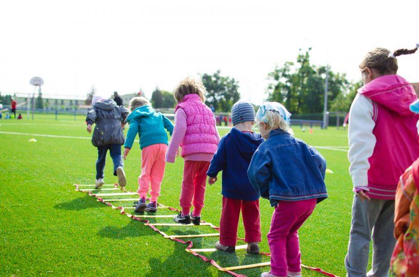 Barn ska ha bekväma skor